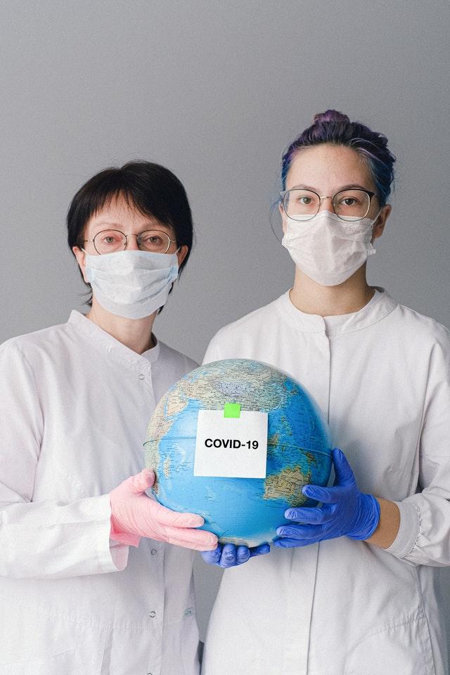 I am a Nurse & a Proud Covid-19 Warrior