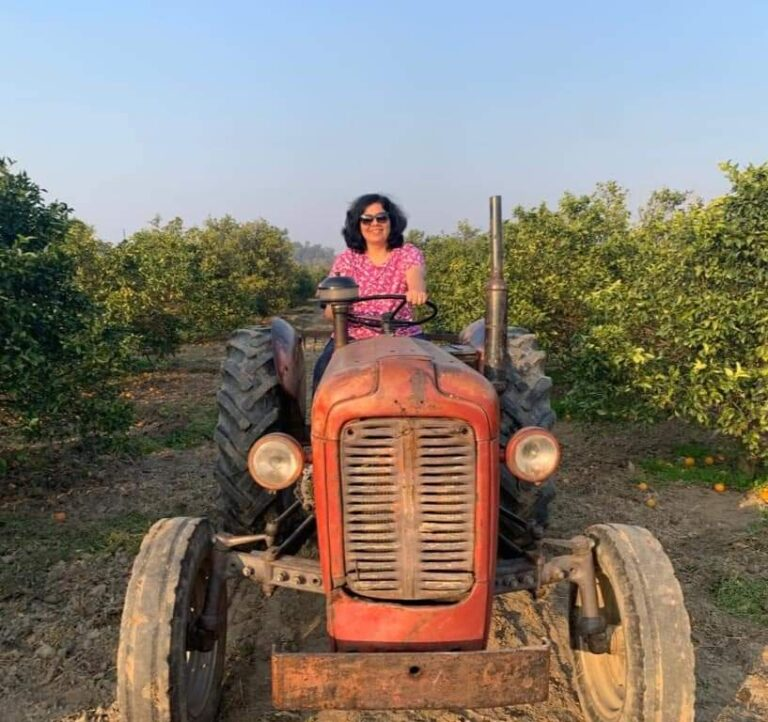Tour De Punjab with Manisha Sathe Gowaikar